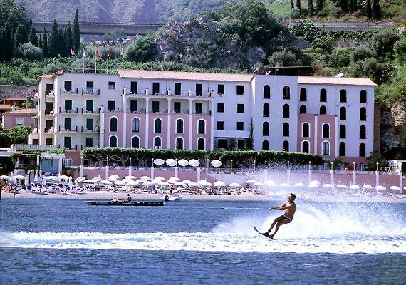 Lido Mediterranee Hotel Taormina